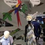 Weird Mall Display