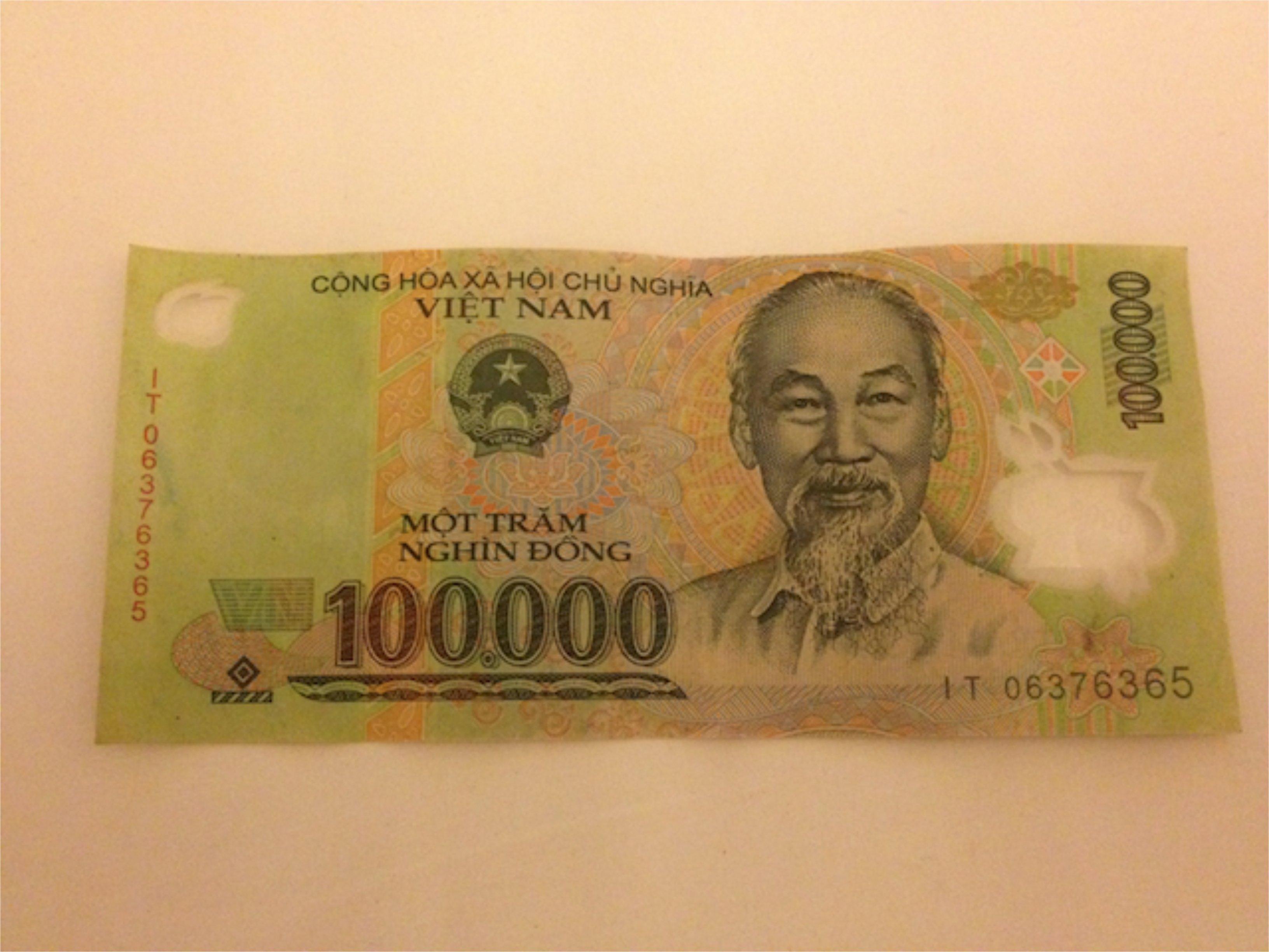 dollar vietnam dong