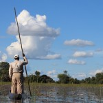 Ronald, Our Okavango Guide